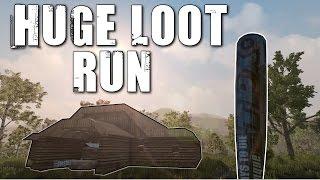7 Days To Die:True Survival mod |SDX| Mega Loot Run! Ep14