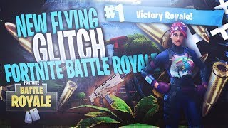 Fortnite: NEW FLYING CLITCH IN RETAIL ROW!