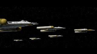 BTL-B Y-Wing scenes (Clone Wars)
