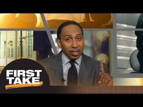 Xxx Mp4 Stephen A Smith 'Spurs Are Wasting Their Time' On Kawhi Leonard First Take ESPN 3gp Sex