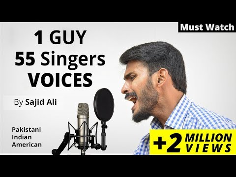 Xxx Mp4 1 GUY 55 Singers VOICES SAJID ALI 3gp Sex