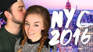 NYC 2016 VLOG!