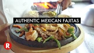 How To Make Mexican Fajitas // Cabo, Mexico