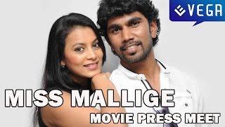 Miss Mallige Movie Press Meet