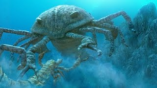 15 Terrifying Prehistoric Creatures That Actually Existed
