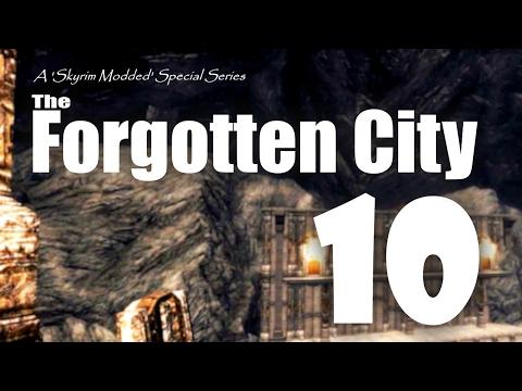 Forgotten City part 10 - Skyrim Modded Ep 77