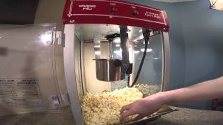 How to make Movie Popcorn