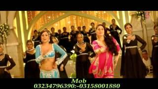 Dil Mera Muft Ka Official Full Video Song Agent Vinod 2012 Ft  Kareena Kapoor !! HD 1080p   YouTube