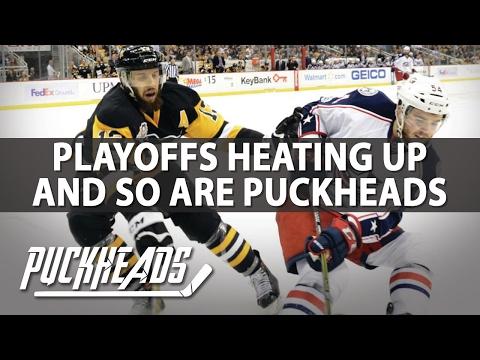 NHL Picks PuckHeads Tuesday April 18th