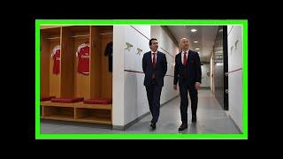 Breaking News | Ivan Gazidis reveals all about Arsenal
