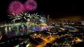 AWESOME!!!!!!! Dubai fireworks 2014  Burj Khalifa, Dubai Full Show HD(1080p)