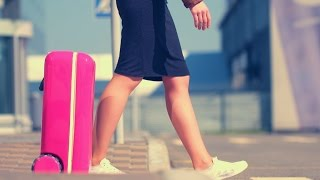 The Future of Travel: a Robot Suitcase called Travelmate