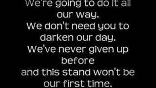 Don't Make Me Ill (lyrics)