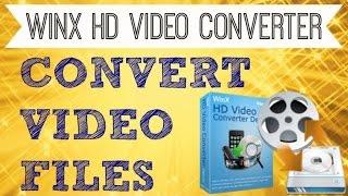 WinX HD Video Converter Deluxe - DOWNLOAD GRATIS