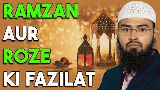Roze Aur Ramzan Ki Fazilat By Adv. Faiz Syed