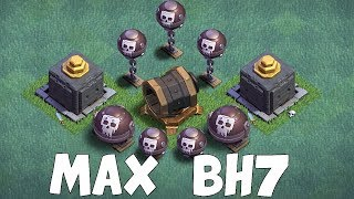 ROAD TO MAX BH7 + GIVEAWAY!! | clash of clans | NEW UPDATE!!