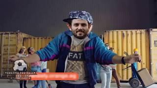 أحتفال لاعيبة الاهلى بلفوز  ببطولة كاس مصر على مهرجان الاهلى بطريقة كوميديا اوعى يفوتك مسخرة
