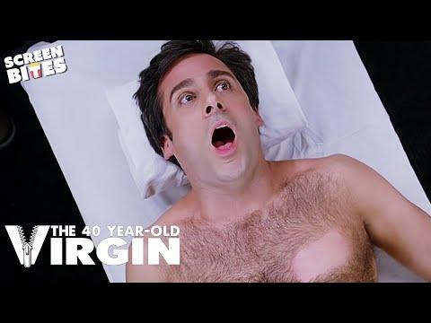 Xxx Mp4 40Yr Old Virgin Steve Carell Paul Rudd Seth Rogan Chestwax OFFICIAL HD VIDEO 3gp Sex