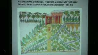 Ancient Persian Gardens: Evolution and Legacy with Dr. David Stronach