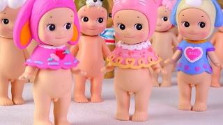 ★토이구마★소니엔젤 발렌타인 각종 시리즈 랜덤 피규어~개봉★Sonny Angel Mini Figure♥Valentine's Day Animal..series★ソニーエンジェル