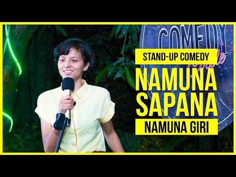 Xxx Mp4 Namuna Sapana Stand Up Comedy Ft Namuna Giri 3gp Sex
