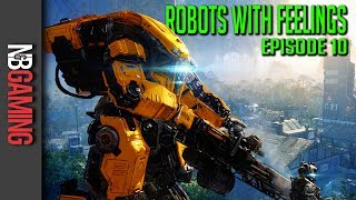 Titanfall 2 Funny Moments - Robots with Feelings TNG Episode 10