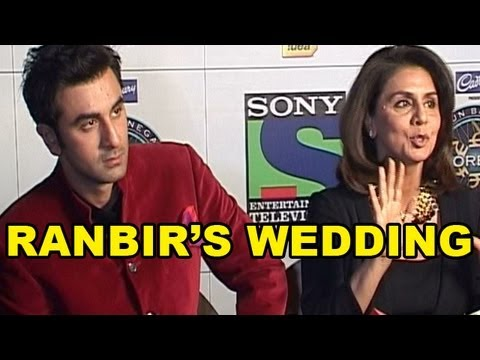 Ranbir Kapoor talks along with Neetu Kapoor about Love and Arrange marriage | Besharam