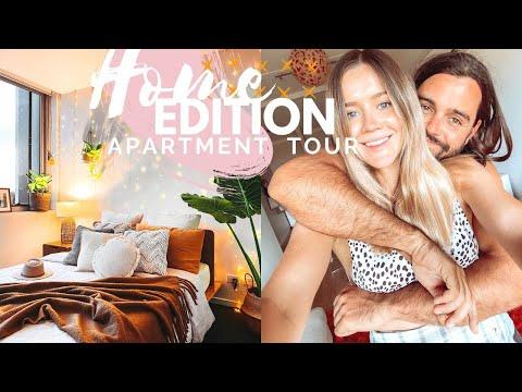 Apartment Tour Bedroom Decoration Reveal Home Edition