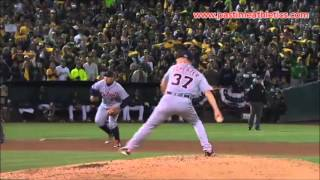 Max Scherzer Pitching Slow Motion - Velocity Fastball Mechanics Tigers MLB