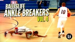 Ballislife Ankle Breakers Vol. 4!! CRAZY Ankle Breakers & Crossovers!!! IT