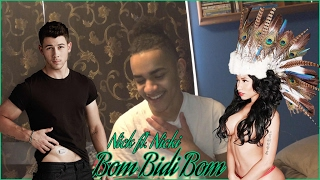 Nick Jonas - Bom Bidi Bom ft. Nicki Minaj (Reaction)