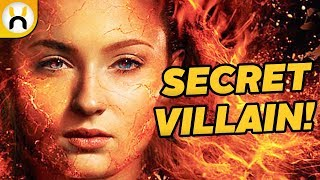 X-Men Dark Phoenix Secret Villain Will Blow Your Mind