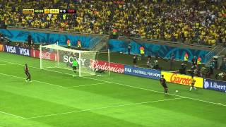 Fifa World Cup 2014 - Brazil VS Germany 1-7 (HD) Get's Defeated! Full Match!