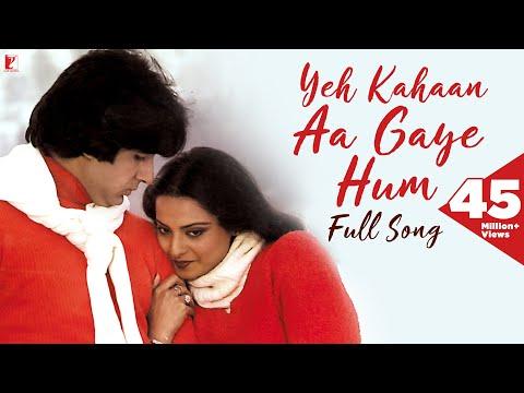 Xxx Mp4 Yeh Kahaan Aa Gaye Hum Full Song HD Silsila Amitabh Bachchan Rekha Lata Mangeshkar 3gp Sex