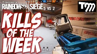 RAINBOW SIX SIEGE - Top 10 Kills of the Week #57