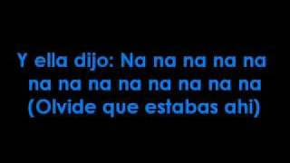 Blink 182 - Online Songs (Traducida al español)