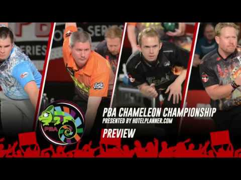 2016 PBA Chameleon Championship Preview
