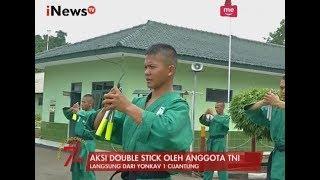 Aksi Bela Diri Menggunakan Double Stick oleh Anggota TNI - Special Event 17/08