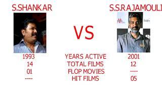 ENTHIRAN 2.0 DIRECTOR S.SHANKAR VS BAHUBALI FILM DIRECTOR S.S.RAJAMOULI|CINEMA NEWS