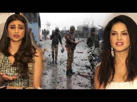 Xxx Mp4 पुलवामा में हुए हमले को लेकर Daisy Shah और Sunny Leon हुए भावुक शहीद जवान को लेकर हुए Emotional 3gp Sex