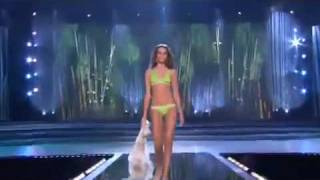 The Real Miss Universe 2008 Swimsuit Competition
