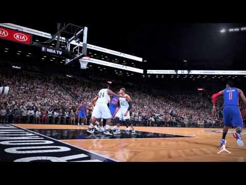 NBA 2K16 Darius D'Angelo Nets debut