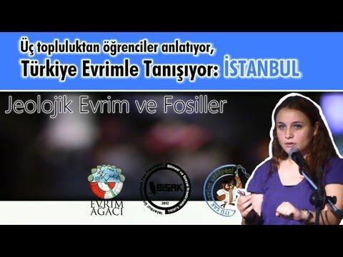 TET: İstanbul - Jeolojik Evrim ve Fosiller - M. Çisel Kemahlı