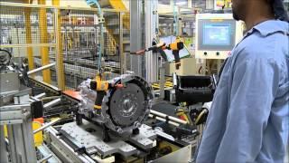 Chrysler Transmission Assembly Line