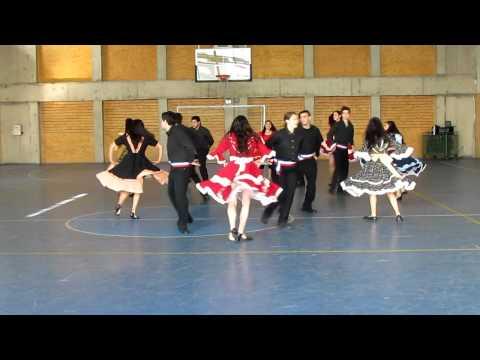 Baile Mazamorra Universidad Central 2011