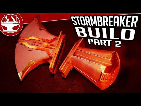 BRING ME THANOS Building Stormbreaker Part 2