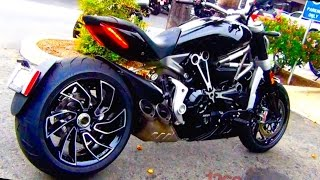 2016 Ducati Diavel Test Ride and Review