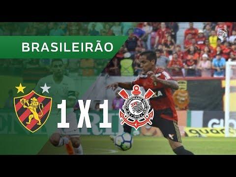 SPORT 1 X 1 CORINTHIANS - 20/05 - BRASILEIRÃO 2018