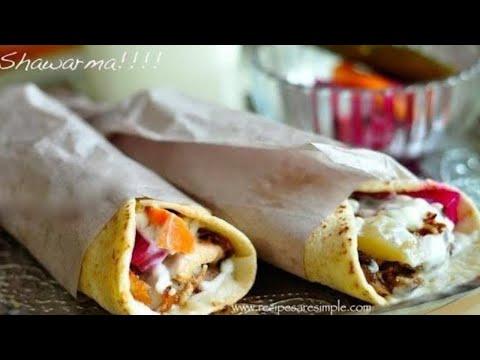 Xxx Mp4 CARA MEMBUAT AYAM SHAWARMA Resep Chicken Shawarma Di Rumah 3gp Sex