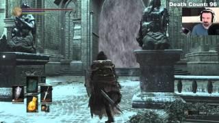 Dark Souls III playthrough pt58 - IT BEGINS! Pontiff Sulyvahn Boss
